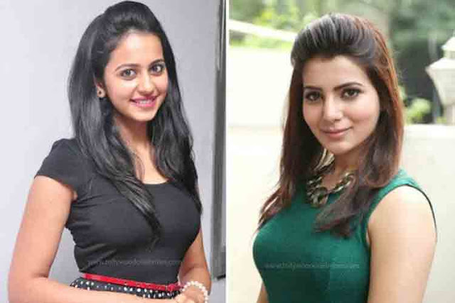 Samantha Replace Rakul Preet For Ram Charan's Next