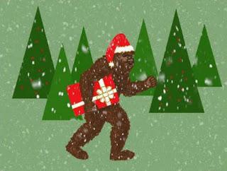 Christmas with Bigfoot