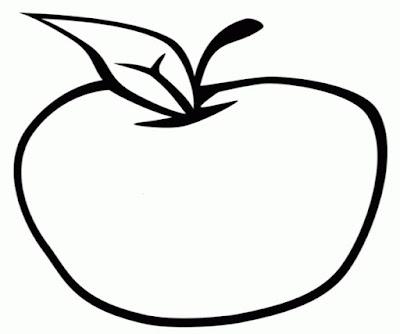 gambar mewarnai buah buahan   mari mewarnai gambar