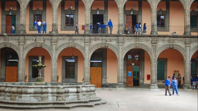 Colegio Vizcainas CDMX