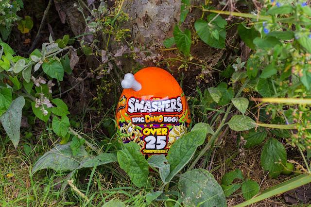 Zuru Smashers Epic Dino Egg ready to review