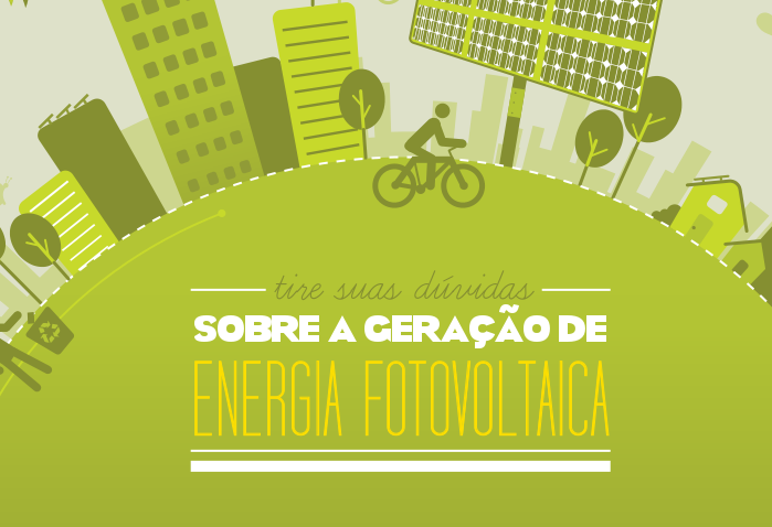 Cartilha gratuita sobre Energia Solar Fotovoltaica.