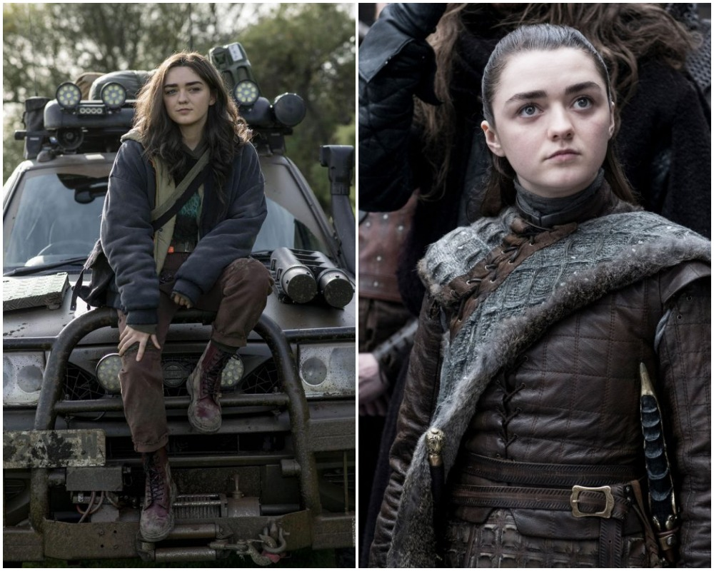 Game of Thrones star Maisie Williams in new TV show: Photos