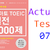 Listening Tomato New TOEIC Practice - Actual Test 07