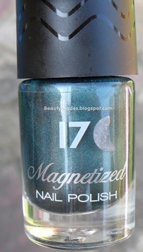 17 Magnetized Nail Polish