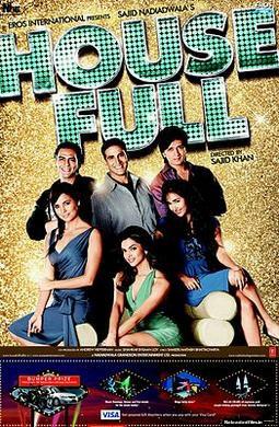 Housefull 2010 Full Movie Download 720p, 480p, 1080p Bluray