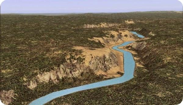Penduduk Mesir Lebih Banyak Tinggal Di Sepanjang Sungai Nil dan Delta atau Muaranya Karena...