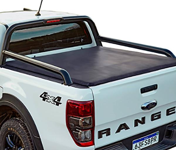 Ford Ranger ganha kit de acessórios esportivos e off-road