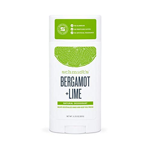 Schmidt's Lime and Bergamot
