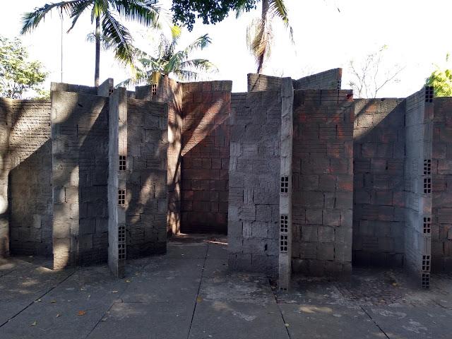 Labirinto de Cruzetas - Daniel Murgel -MuBe