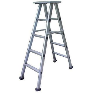 Aluminium Folding Ladder, Step Ladder