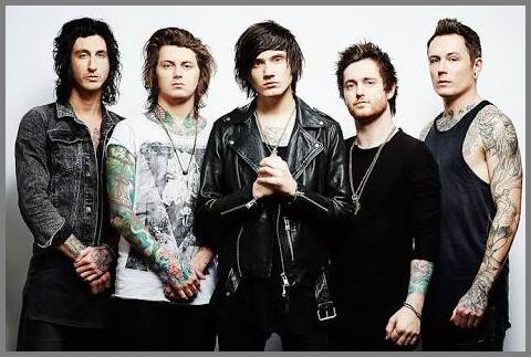 Download kumpulan Mp3 Asking Alexandria Full Album