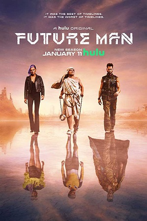 Watch Online Free Future Man (S02) Season 2 Full English Download 480p 720p HEVC All Episodes