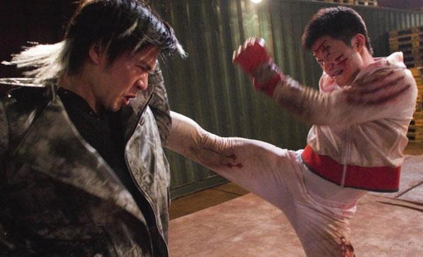 Review: FATAL CONTACT 黑拳 (2006)