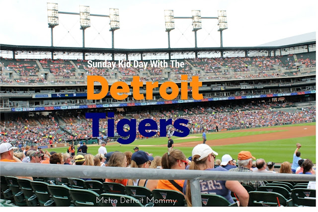 Detroit Tigers, Family Day, things to do, kids, fun, baseball, Metro Detroit, Tigers