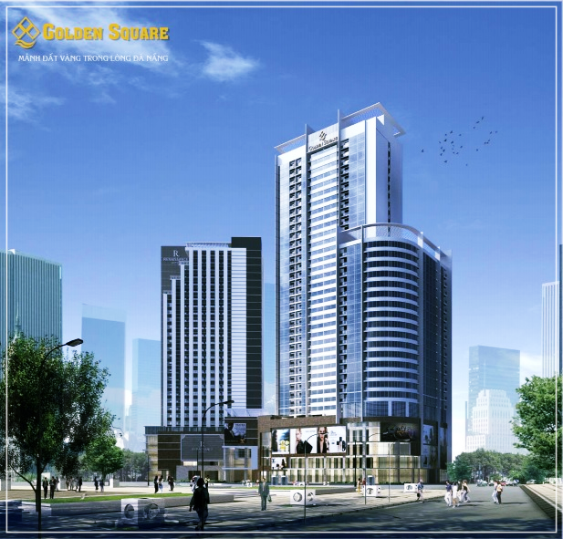 Ra mắt dự án Golden Square Đà Nẵng