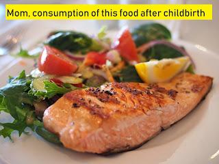 food after childbirth