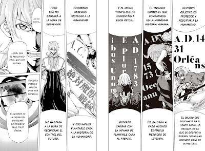 Review de Fate/Grand Order ~turas réalta~ vol. 2, de Takeshi Kawaguchi.