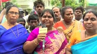 AIADMK supporters winning celebration and kuthu dance