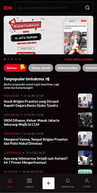 fitur dan kelebihan idn app