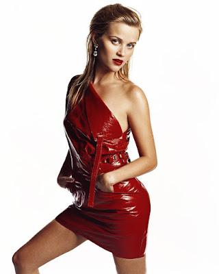 Reese Witherspoon cewek mansi dan indah indoor photoshoot