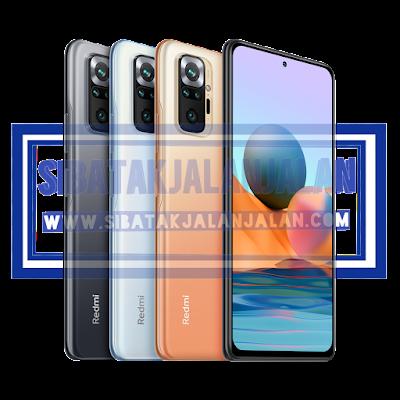 review smartphone terbaik 2021 redmi note 10