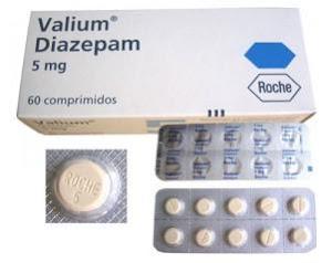 Valium and Diazepam - Para que sirve el Valium