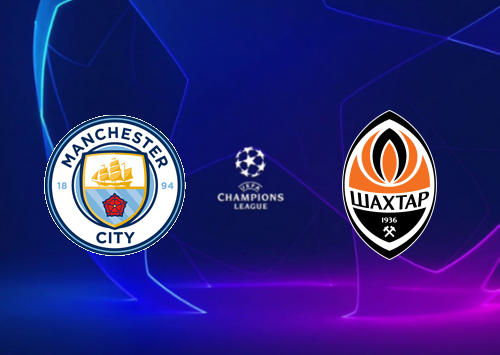 MANCHESTER CITY VS SHAKHTAR DONETSK SOCCER HIGHLIGHTS  AND GOALS