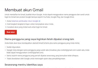 Cara Membuat dan Mengirim Email, cara membuat email, cara mengirim email, langkah-langkah mengirim email, fungsi email