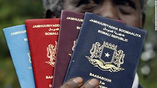 African Union All-Africa Passport