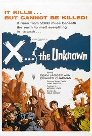Watch X the Unknown Online Free 1956 Putlocker