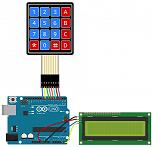 Belajar Arduino, Keypad dan LCD i2C