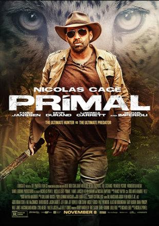 Primal 2019 BRRip 720p Dual Audio In Hindi English