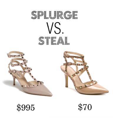 59245fa6c Splurge VS. Steal: Valentino & BCBG! – thecollegecatwalk.com