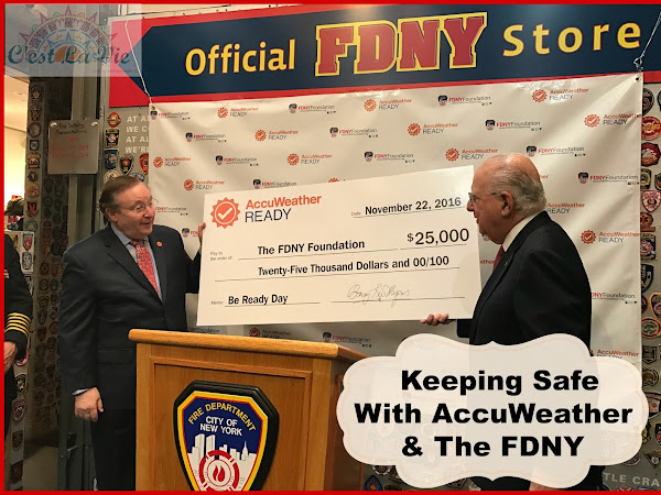 Keeping Safe With AccuWeather and The FDNY