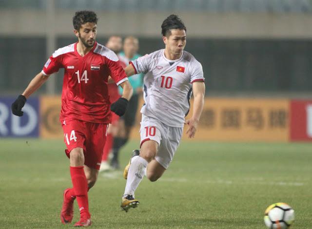 U23 Việt Nam thắng Syria: HLV Park Hang Seo cấm Công Phượng làm gì? 2