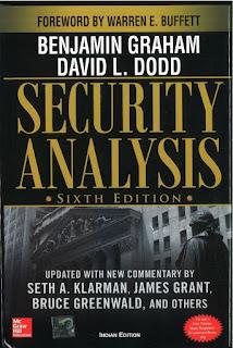 Security Analysis. by Benjamin Graham and David Dodd