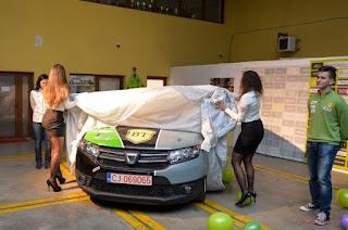 Lansare Napoca Rally Academy 2016