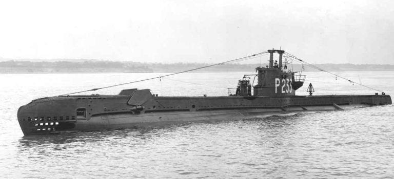 Kapal selam Inggris selama Perang Dunia II