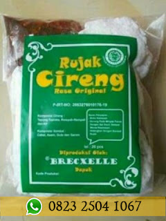Jual Rujak Cireng Original Di Jogja
