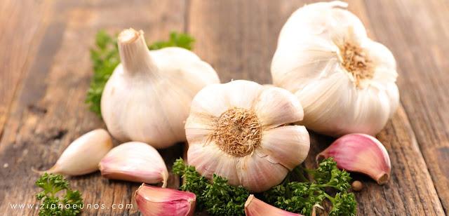 Bawang putih kuatkan imun badan