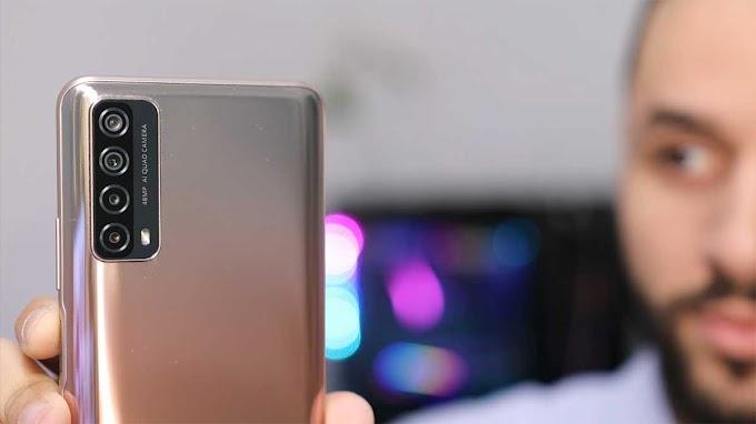 سعر ومواصفات هاتف Huawei Y7a