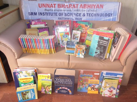 BOOKS DONATION