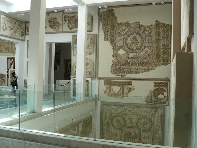 mosaicos museo del bardo