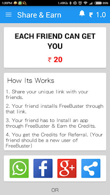 FreeBuster App