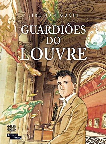 Guardiões do Louvre - Jiro Taniguchi