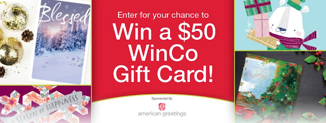 Happy Holidays From American Greetings Sweepstakes