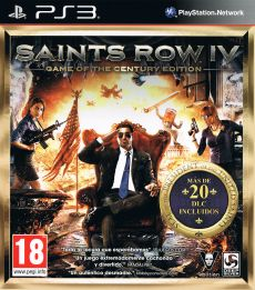 SAINTS ROW IV PS3 TORRENT
