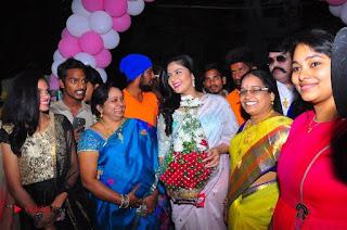 Sreemukhi Launches Manvis Saloon  0042.jpg