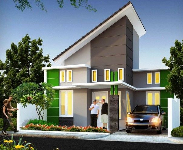 66 desain rumah sederhana minimalis terbaru 2 kamar
